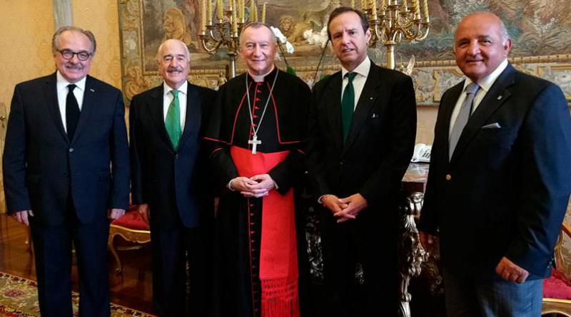 Expresidentes latinoamericanos pidieron al Vaticano que interceda en Venezuela