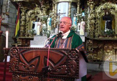Mons. Eugenio Scarpellini: La humildad es hacerse siervos, es hacerse pequeños por amor y para servir