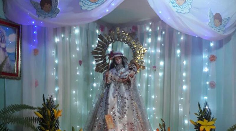 La Imagen de la Mamita de Urcupiña inició visitas