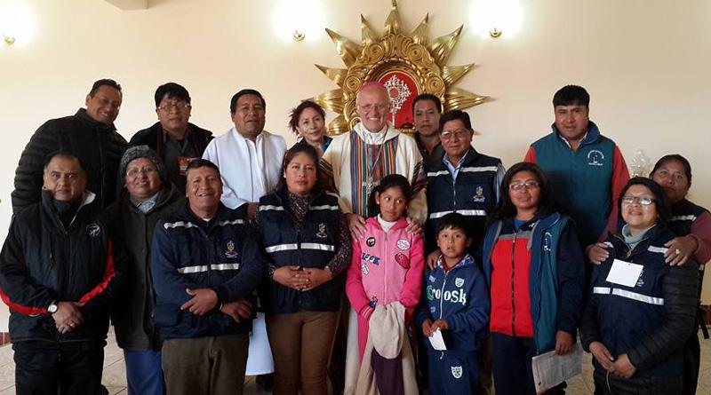 Violencia, Valores y Amenazas en la familia, temas que se abordaron en el Encuentro de Pastoral Familiar de la Zona Andina