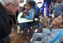 """Pastoral Social Cáritas Sucre entregó zapatos a niños y niñas del Instituto """"Ciudad Joven"""""""
