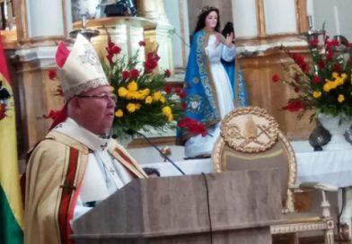 """Mons. Jesús Juárez: """"Feliz la Nación cuyo Dios es el Señor"""" (Sal 33,12)"""