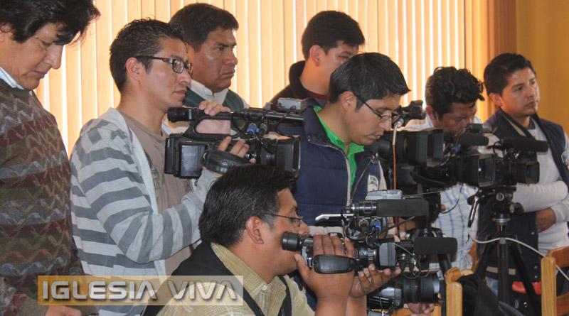 Diálogo entre Periodistas y la Iglesia Católica abordó temas de relevante interés para el país
