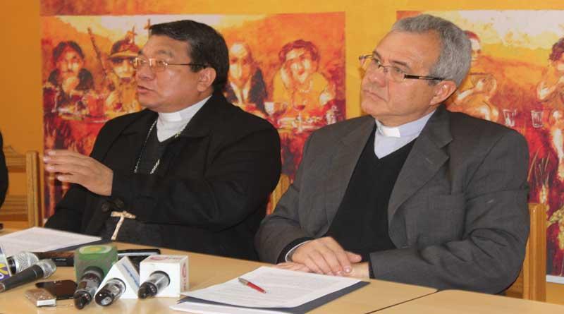 Iglesia expresa voluntad de diálogo con el Gobierno