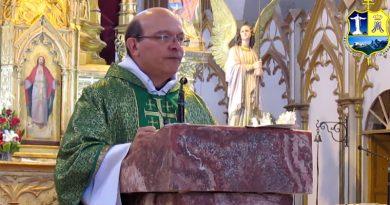 """P. Carlos Curiel: """"Si nuestra fe y esperanza la vamos a vivir de manera individual estamos perdidos"""""""