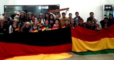 Convocatoria al servicio voluntario por la paz en Alemania para la gestión 2019