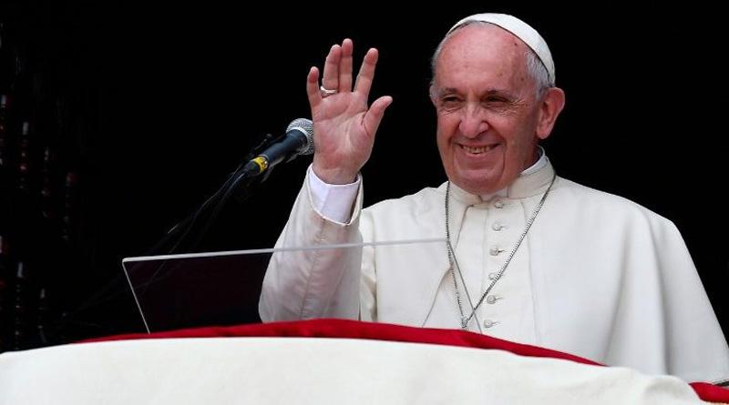 """Ángelus del Papa en Perú: """"Jesús quiere corazones sin maquillaje"""""""