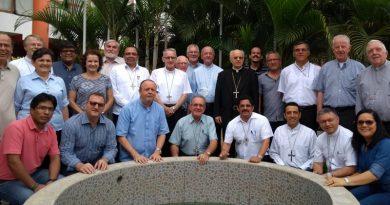 COMUNICADO DEL ENCUENTRO DE PREPARACIÓN DEL SÍNODO ESPECIAL PARA LA AMAZONÍA
