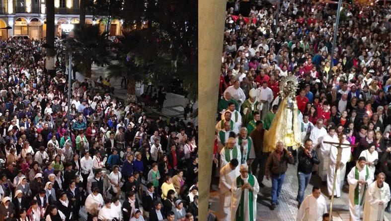 Iglesia en Cochabamba mostró que no se queda en las sacristías