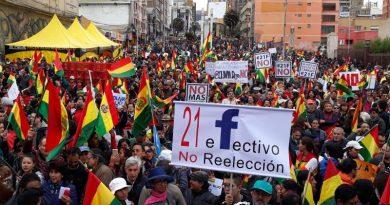 Mons. Ricardo Centellas: Hay que respetar lo que el pueblo dijo el 21 de Febrero, si no se respeta estamos a un paso de la dictadura