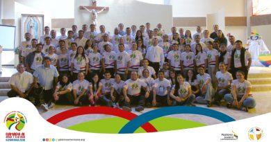 Último día de nuestro XIII Encuentro de Pastoral Juvenil de la Región México– Centroamérica, San José, Costa Rica 2018