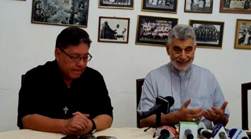 "Santa Cruz: ""Dios no se cansa de amarnos"", dice Mons. Sergio e invita a celebrar la Semana Santa"