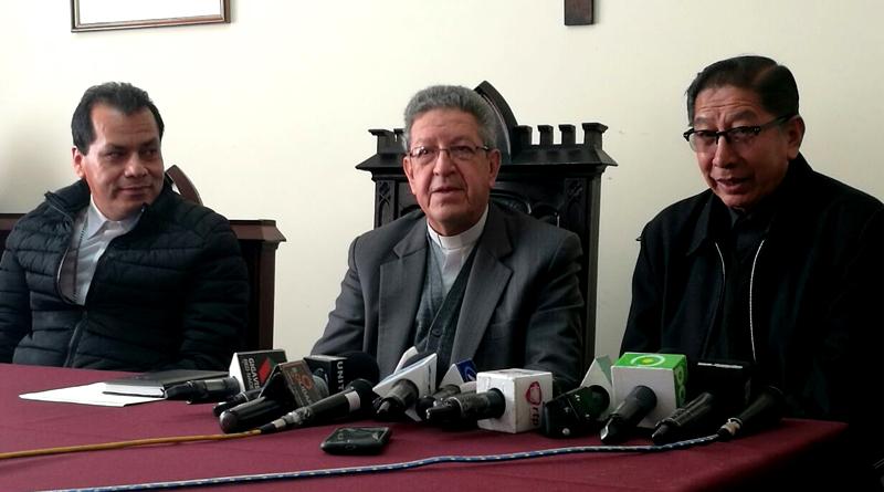 Programa de Actividades de Semana Santa en la Arquidiócesis de La Paz