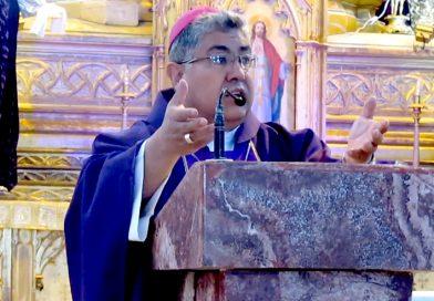 """Mons. Oscar Aparicio: """"Si algo nos debe escandalizar, es el mal y la muerte en el mundo"""""""