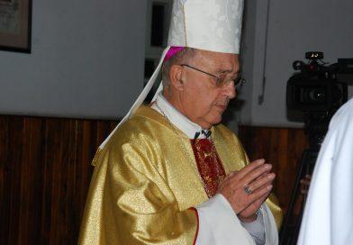 Mons. Pedro Barreto, animó a trasmitir el Evangelio, contagiando la alegría del encuentro con Jesús