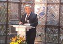 Reconocimiento de la UCBSP al Maestro Carlos Rosso